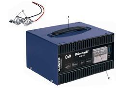 Зарядное устройство Einhell BT-BC 10