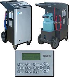 Установка для заправки кондиционеров OMAS AC-1500